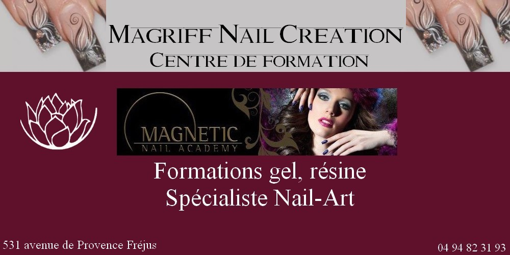 Magriff' Nail Creation